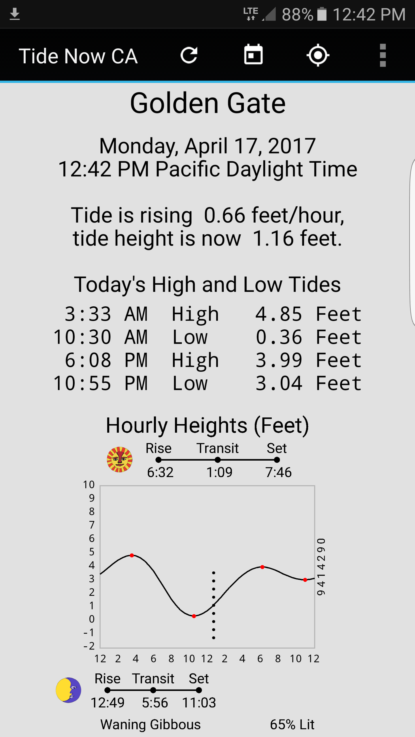 Tide now android app android tide calculator apps tide now nvjuhfo Images